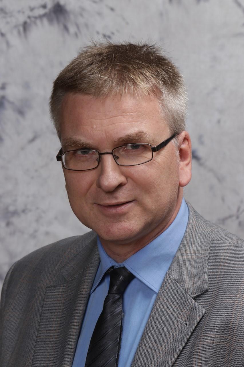 Schulleiter Dr. Udo Rademacher